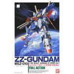1/100 ZZ Gundam 2200yen