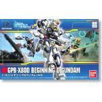 72824 HG Beginning D Gundam 1600yen