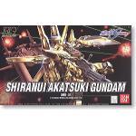(เหลือ 1 ชิ้น รอเมล์ฉบับที่2 ยืนยัน ก่อนโอน) hg 1/144 38 shiranui akatsuki (gold) 2400yen