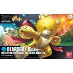 hgbf005 1/144 beargguy III (หมีเหลือง) 1800yen