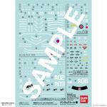 Decal no119 (HG) for Gundam The Origin Series 3