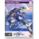 (เหลือ 1 ชิ้น รอเมล์ฉบับที่2 ยืนยัน ก่อนโอน) 18749 FG1/144 07 Abyss (Gundam Model Kits) 500yen