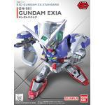 (เหลือ 1 ชิ้น รอเมล์ฉบับที่2 ยืนยัน ก่อนโอน) 02753 sd ex-standard 003 Gundam Exia 600yen