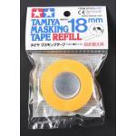 87035 tape 18 mm. refill (ยาว18ม.)
