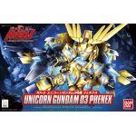394 Unicorn Gundam 03 Phenex (SD)
