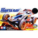 94989 1/32 aero manta ray (AR chassis) (black metallic special) ดำเมทาลิค