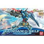(เหลือ 1 ชิ้น รอเมล์ฉบับที่2 ยืนยัน ก่อนโอน) HG01 1/144 Gundam G-Self (Atmosphere Pack Equipped)