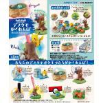 🔔เปิดรับPreorder มีค่ามัดจำ500 บาท Pokemon Diorama Desktop Figure ( 1เซ็ตได้ครบ 8 แบบ)
