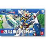 65296 HG GPB-X80 Beginning Gundam 1600yen