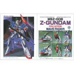1/100 Z Gundam 2000yen