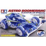 (เหลือ 1 ชิ้น รอเมล์ฉบับที่2 ยืนยัน ก่อนโอน) 95279 1/32 astro boomerang clear blue special (superII chassis)