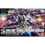 HGBF 1/144 Amazing Strike Freedom Gundam Gundam Model Kits 2300yen
