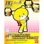 hgbear 03 1/144 winning yellow petit'gguy 500yen