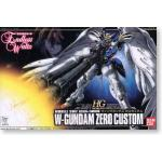 hg 1/144 EW01 W-Gundam Zero Custom