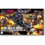 hg1/144 151 MS-06R-1A zakuII black tri-star Shin Matsunaga