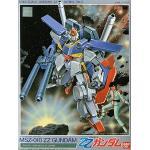 fg1/144 ZZ Gundam 600yen