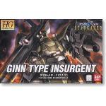 HG45 1/144 GINN TYPE INSURGENT