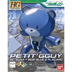 (เหลือ 1 ชิ้น รอเมล์ฉบับที่2 ยืนยัน ก่อนโอน) HGPG 1/144 Petit'GGuy Setsuna F. Seiei (Blue) & Pla Card 500Yen