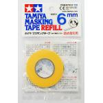 87033 tape 6 mm. refill (ยาว18ม.)