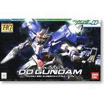 hg 1/144 22 GN-0000 00 Gundam 1000yen