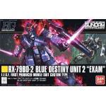 HGUC 1/144 RX-79BD2 Blue Destiny2 'EXAM' 1,600Yen
