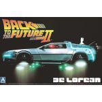 (เหลือ 1 ชิ้น รอเมล์ฉบับที่2 ยืนยัน ก่อนโอน) Back to the Future De Lorean Part II (Model Car)