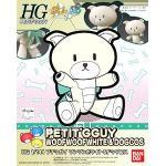 12190 Petitgguy Bow-wow White & Dog Costume 550yen