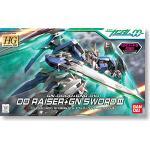 hg 1/144 54 GN-0000+GNR-010 00 Raiser + GN Sword III 2000yen