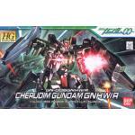 (เหลือ 1 ชิ้น รอเมล์ฉบับที่2 ยืนยัน ก่อนโอน) hg 1/144 48 GN-006GNHW/R Cherudim Gundam GNHW/R 1800yen