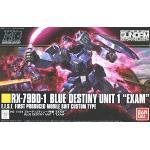 (เหลือ 1 ชิ้น รอเมล์ฉบับที่2 ยืนยัน ก่อนโอน) HGUC 1/144 Blue Destiny 1 'EXAM' 1,600Yen
