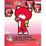 hgbear01 1/144 petit gguy burning red 500yen