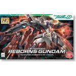 hg 1/144 53 CB-0000G/C Reborns Gundam 1800yen