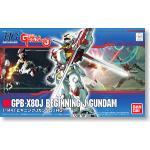 72825 HG Beginning J Gundam 1600yen