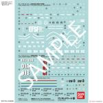 Gundam Decal 113 (HG) for Gundam The Origin Series 2 (Gundam Model Kits)