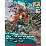 HGBC 1/144 Changeling Rifle 600yen *ไม่รวมหุ่นครับ**