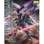 (เหลือ 1 ชิ้น รอเมล์ฉบับที่2 ยืนยัน ก่อนโอน) mg 1/100 Justice Gundam ตัวใหม่ (Gundam Model Kits)4800yen