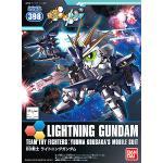 398 Lightning Gundam (SD) (Gundam Model Kits)