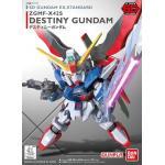 07854 sd ex-standard 009 Destiny Gundam 600yen