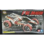 1/32 fire dragon clear special (polycarbonate body)