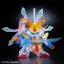 Limited Gundam BASE Tokyo SD LEGEND BB Musha Godmaru (final battle ver.) [Clear color] thumbnail 1