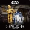 เข้าเร็วๆนี้ประมาณวันศุกร์ที่15/12 1/12 C-3PO & R2-D2 5500yen (โมประกอบ)*