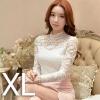 สีขาว XL (พร้อมส่ง)
