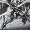(มี1รอเมลฉบับที่2 ยืนยันก่อนโอน) p-bandai MG 1/100 Justice Gundam (Special Coating)