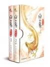 Boxset เล่ห์หงส์เหลี่ยมมังกร (2เล่ม) + ที่คั่น + ที่คั่นแม็กเน็ต + ถุงผ้าจำนวนจำกัด โดย สนพ.FeiHui-Books *พร้อมส่ง
