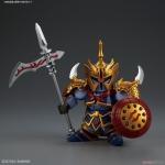 🔔🔔เปิดรับPreorder ไม่มีค่ามัดจำ BB405 โฮจิ้น+ทหาร HuZhen Gyan & BuDuiBing (DongZhuo Forces) (SD) (Gundam Model Kits)1000yen