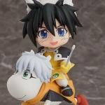 เปิดรับPreorder มีค่ามัดจำ 400 บาท Nendoroid Taikobo & Supushan (PVC Figure)