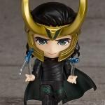 🔔🔔เปิดรับPreorder มีค่ามัดจำ 400 บาท Nendoroid Loki: Ragnarok Edition (Completed) japan lot