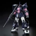 🔔🔔เปิดรับPreorder มีค่ามัดจำ 700 บาท P-bandai RG MS-06R-1A Black Tri Star Zaku II