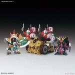 🔔🔔เปิดรับPreorder ไม่มีค่ามัดจำ BB410 การ์เซียง+ อาวุธ DianWei Asshimar , JiaXu Ashtaron, Siege Weapon & Six Combining Weapons Set A 2900 yen