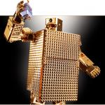 เปิดรับPreorder มีค่ามัดจำ 500 บาท Soul of Chogokin GX-32R Gold Lightan ล็อต jp **ชุบทองหนาขึ้นจาก 18K เป็น 24K ครับ**